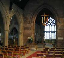 ST. MARY MAGDALENE CHURCH, ALBRIGHTON