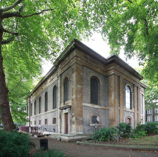 St John the Baptist, Hoxton
